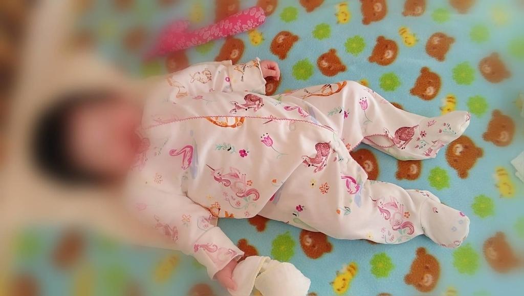 next:ベビー服 ピンク色