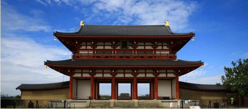 ペットと遊ぶ:奈良県 平城宮跡