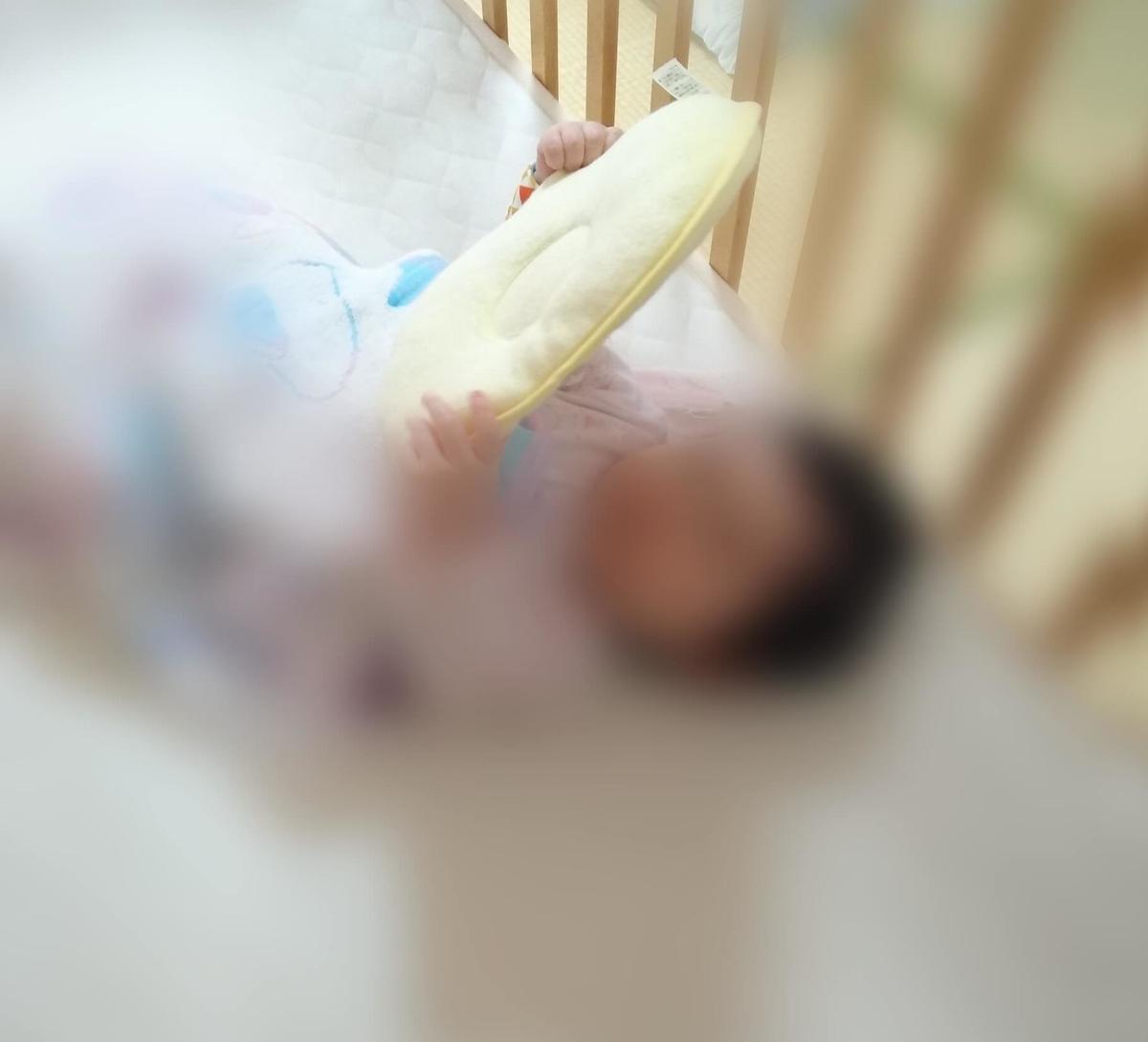 赤ちゃんの枕:Adokooのまくら