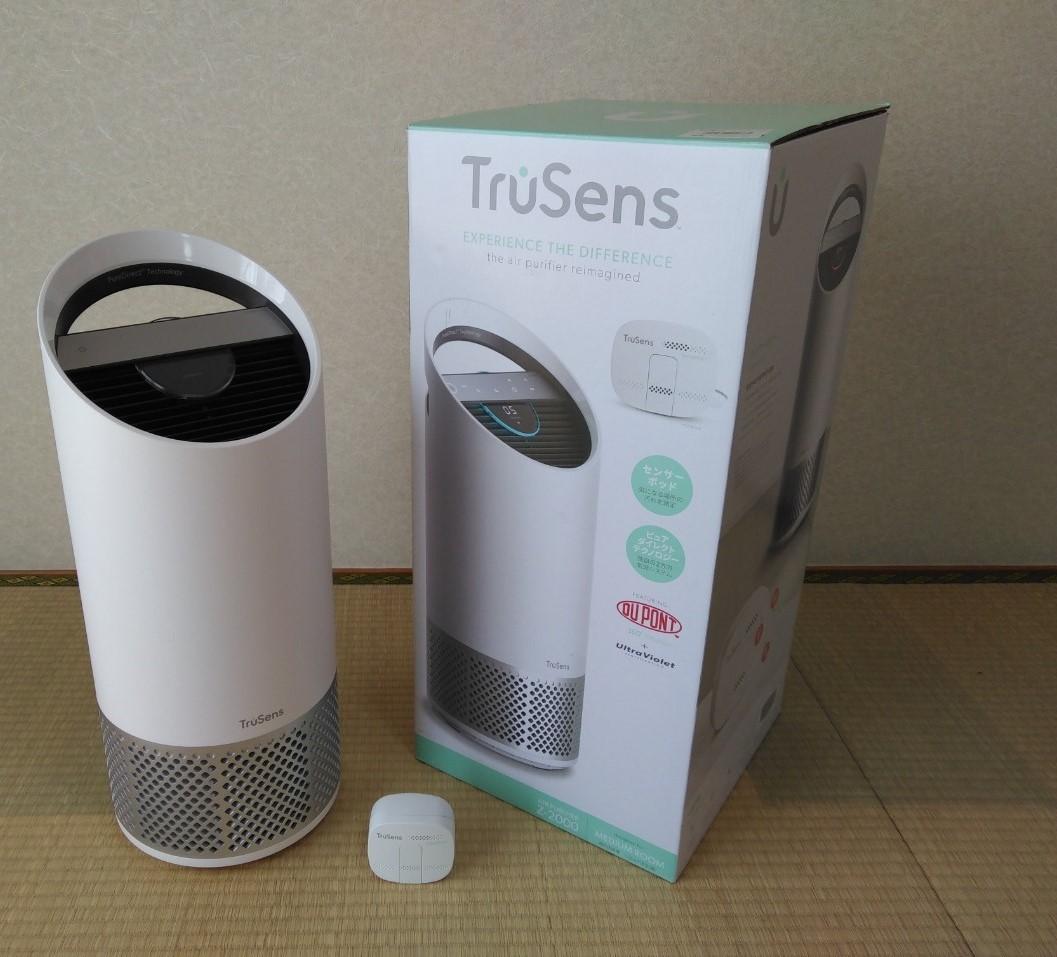 空気清浄機:TruSens Z-2000 全体