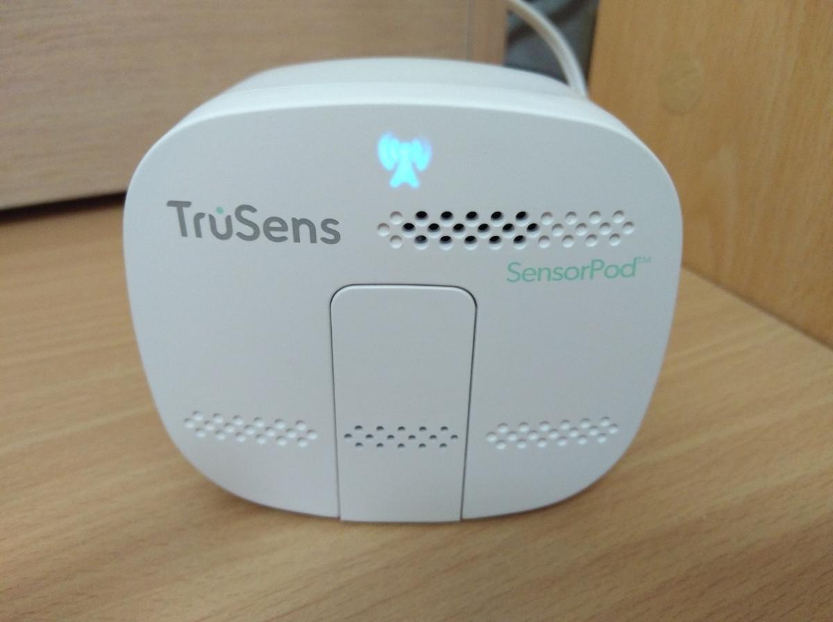 空気清浄機:TruSens Z-2000 センサーポッド