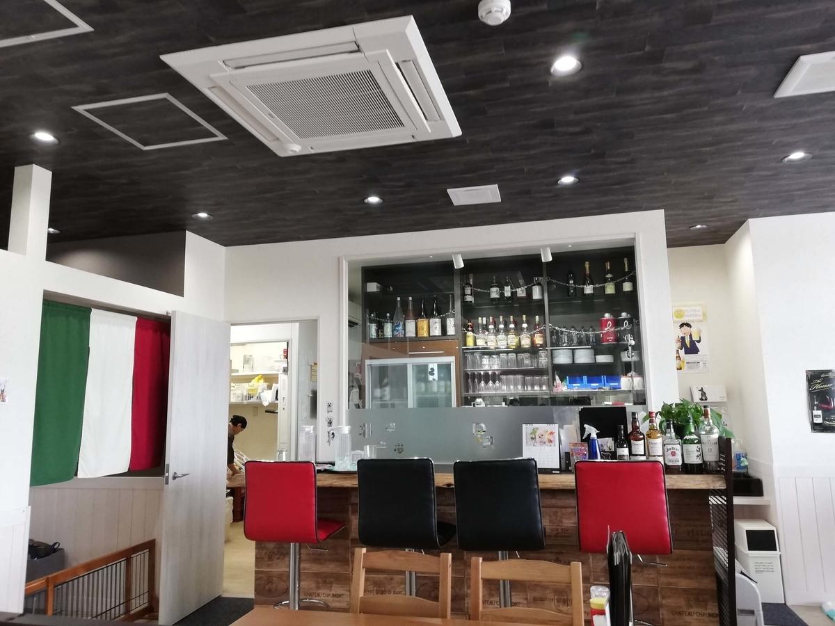 千葉県八街市:ドックカフェ でぃーえるあーる 店内の雰囲気