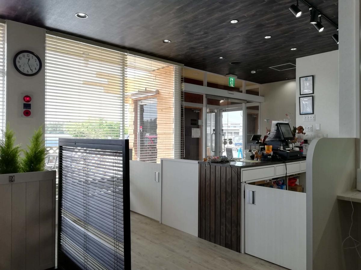 千葉県八街市:ドックカフェ でぃーえるあーる 店内