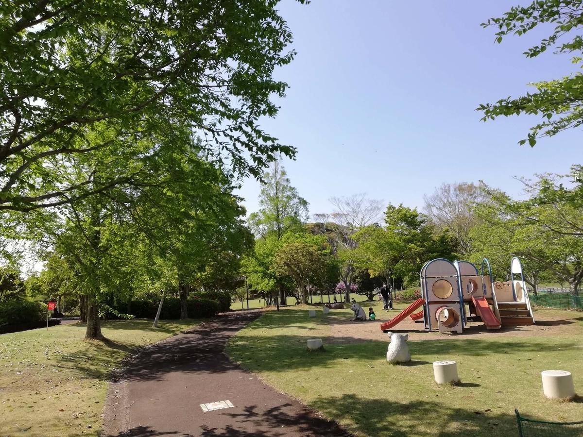 千葉県横芝光町:光スポーツ公園 遊具