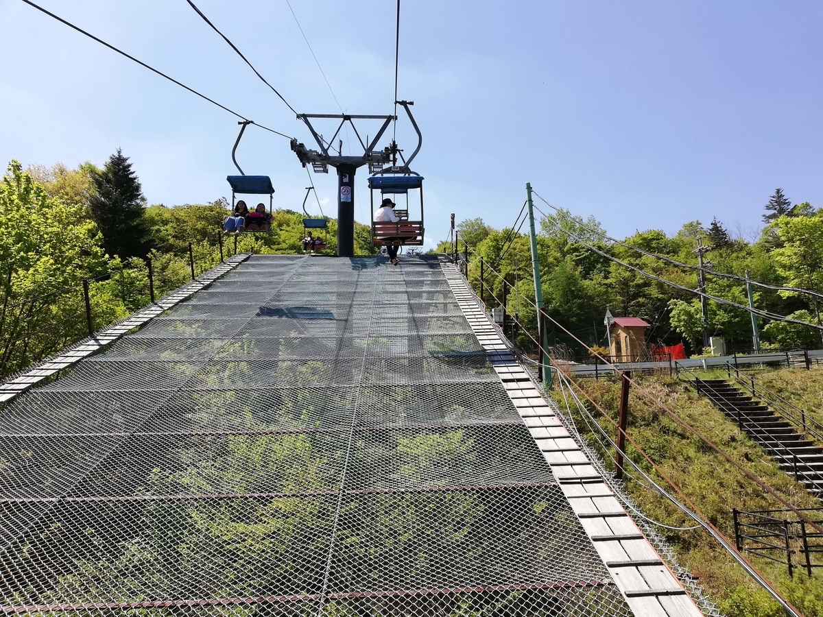 愛知県内でペットと遊ぶ:茶臼山高原 ペットとリフト