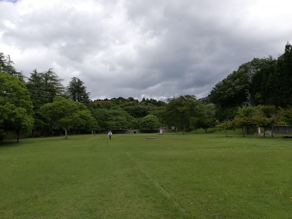 愛知県内でペットと遊ぶ:瀬戸市 定光寺公園 中心部