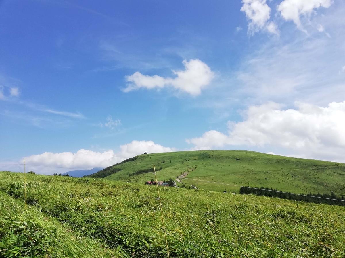 ゆるキャン△聖地巡礼:霧ヶ峰高原