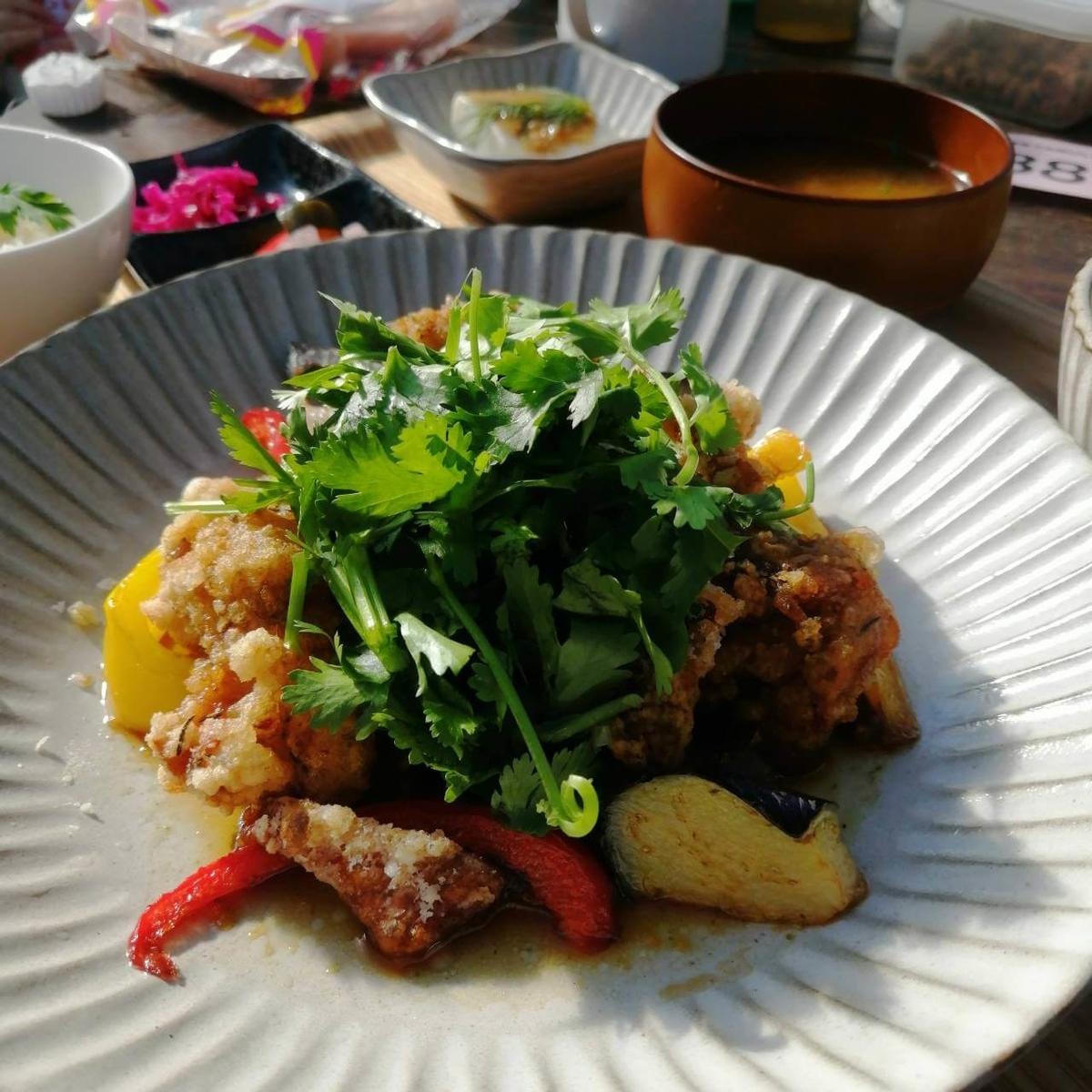 千葉県内でペットとお出かけ:大多喜ハーブガーデン レストランメニュー