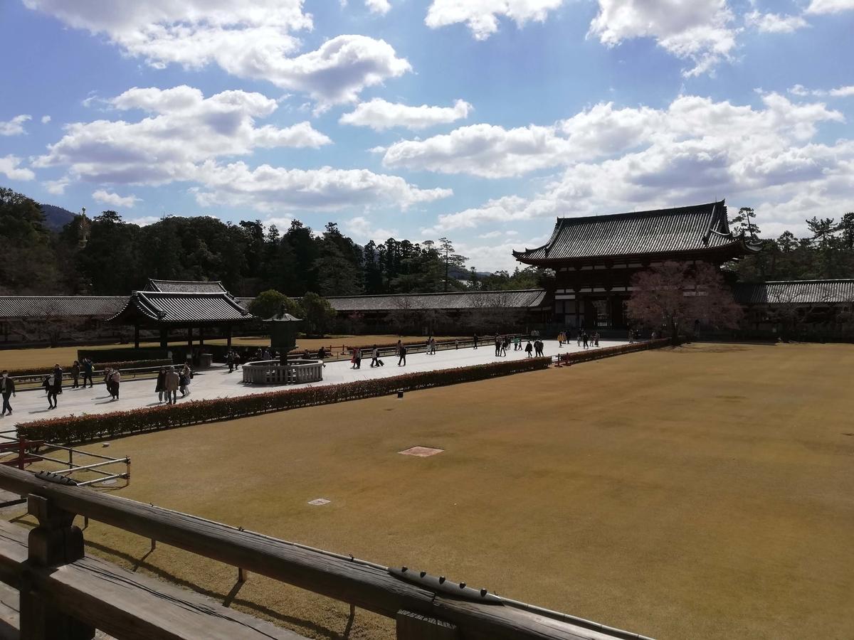 奈良県内でペットとお出かけ:東大寺 庭園 ワンコと楽しむ