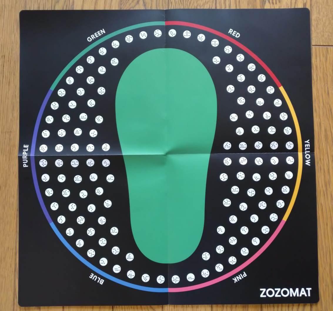 ZOZOMATの写真