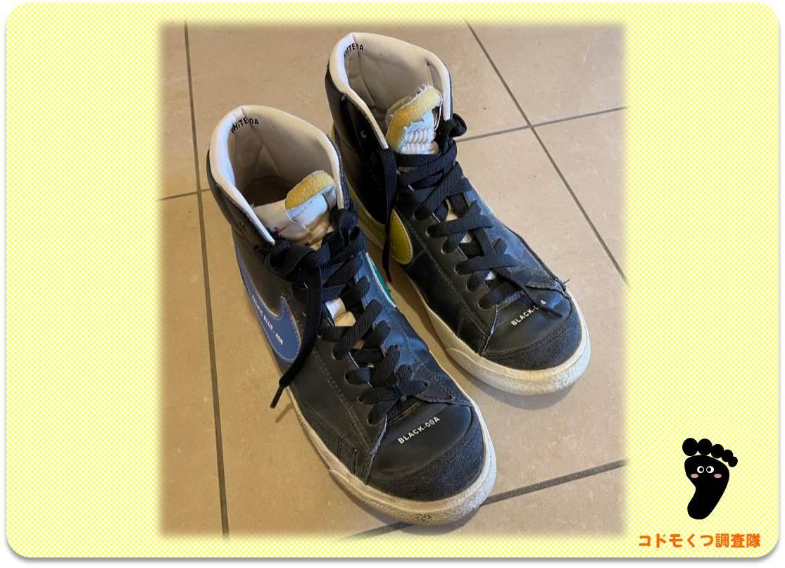 10歳の子供靴(NIKE 23cm)