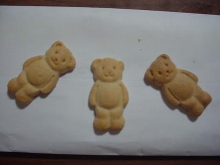 ベアクッキー