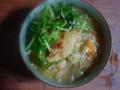 具沢山春雨スープ