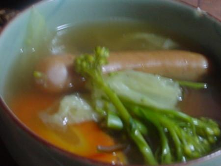野菜ポトフ