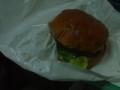 豆腐バーガー
