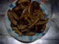 椎茸と生姜の佃煮