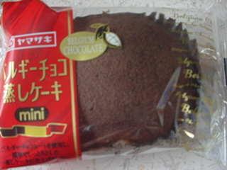 チョコ蒸しパン