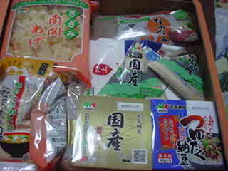 豆腐納豆蒟蒻