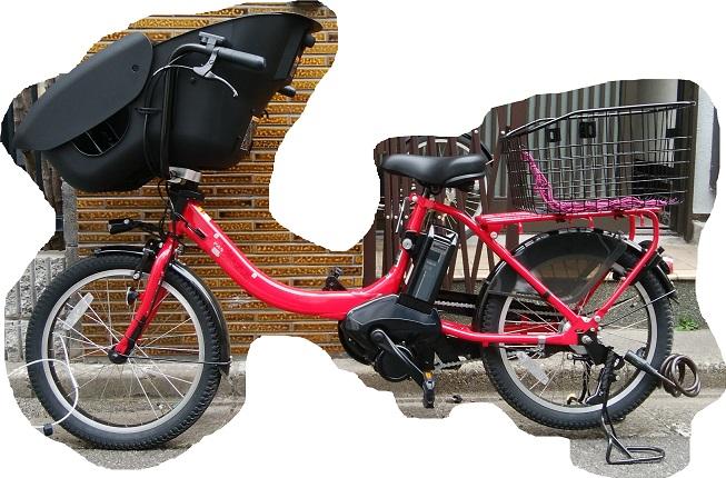 電動アシスト自転車画像