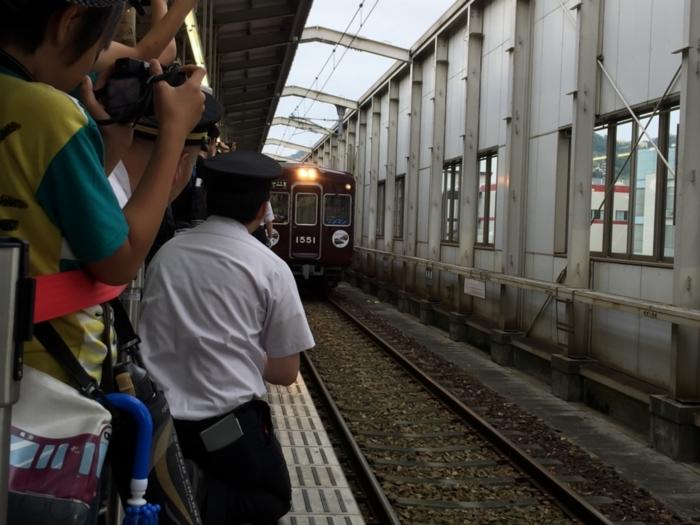 川西能勢口駅