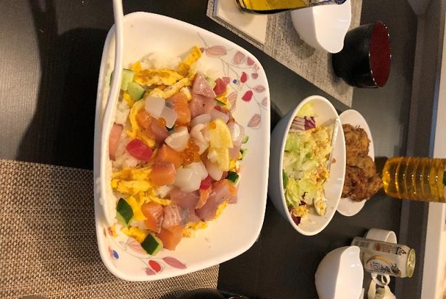 初節句のお祝い料理