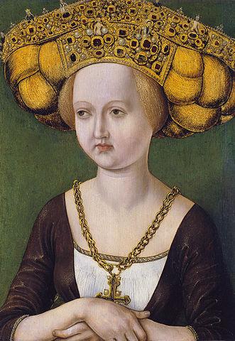 クニグンデ・フォン・エスターライヒ バイエルン公妃 神聖ローマ皇帝娘