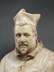 枢機卿シピオーネ・ボルケーゼ フィネッリ作 1631年–1632年 メトロポリタン美術館蔵