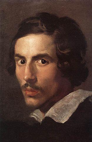ジャン・ロレンツォ・ベルニーニの自画像 1623年頃