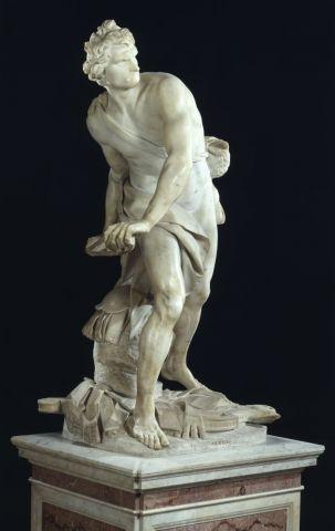 『ダヴィデ』 ベルニーニ 1623年ー1624年
