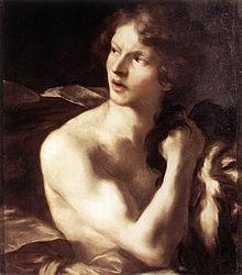 『ダヴィデ』 ベルニーニ 1625年 国立古典絵画館蔵