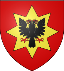 サド家の紋章