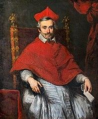 フェデリコ・コルナーロ枢機卿 1640年頃