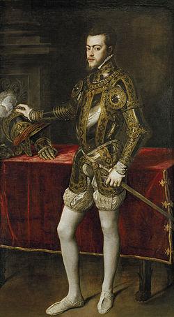 スペイン王フェリペ2世