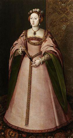 ポルトガル王女マリア・マヌエラ