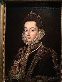 カタリーナ・ミカエラ・デ・アウストリア(1567年10月10日 - 1597年11月6日)