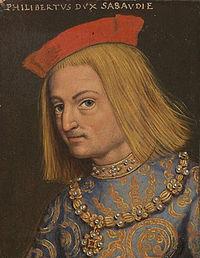 フィリベール2世・ド・サヴォワ