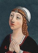 カトリック両王の長女イサベル