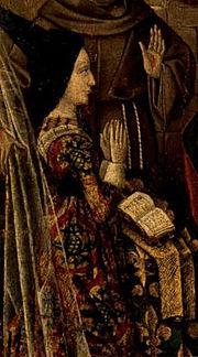 ルイ11世妃シャルロット・ド・サヴォワ( 1441年 - 1483年12月1日)