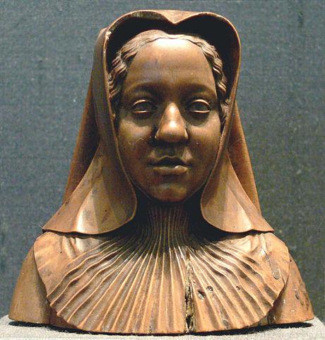 マルグリット・ドートリッシュ 1518年頃 コンラート・マイト バイエルン州立博物館蔵