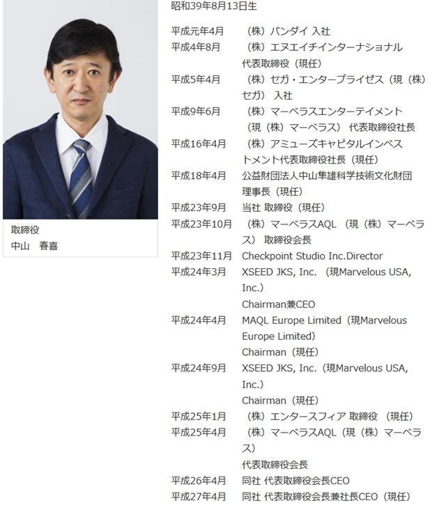 トラスト・テック社役員紹介