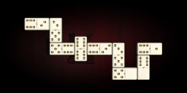 rakitan peraturan domino mengembangkan zaman permainan