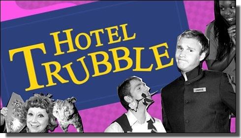 ホテルトラブル