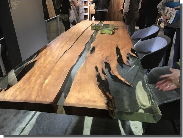 1枚板テーブル