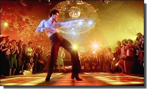 金曜の夜のダンス