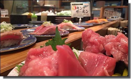 海外の反応と回転寿司