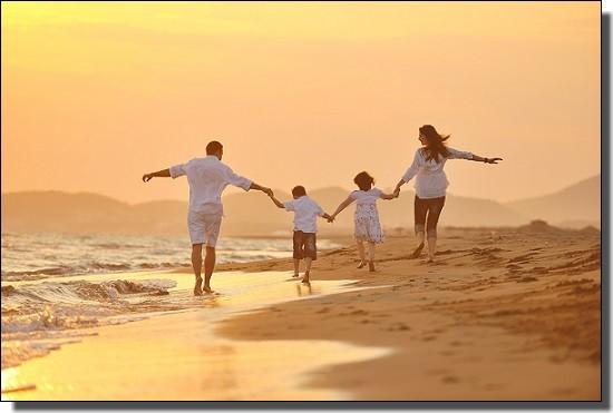 JALマイルを貯めて家族旅行