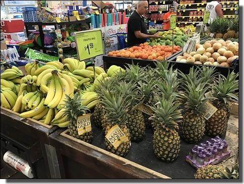 マウイ島パイナップル