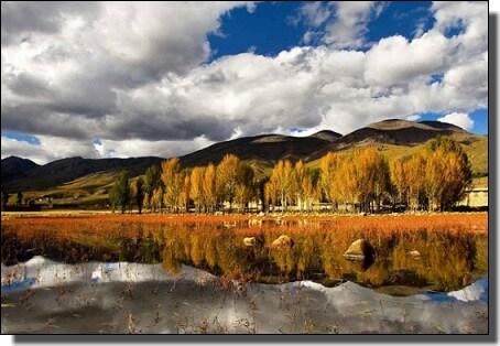 新疆ウイグルの自然