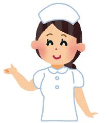 人間ドックの看護婦さん