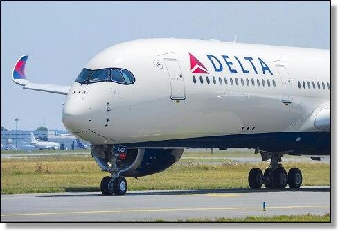 撤退するデルタ航空の理由